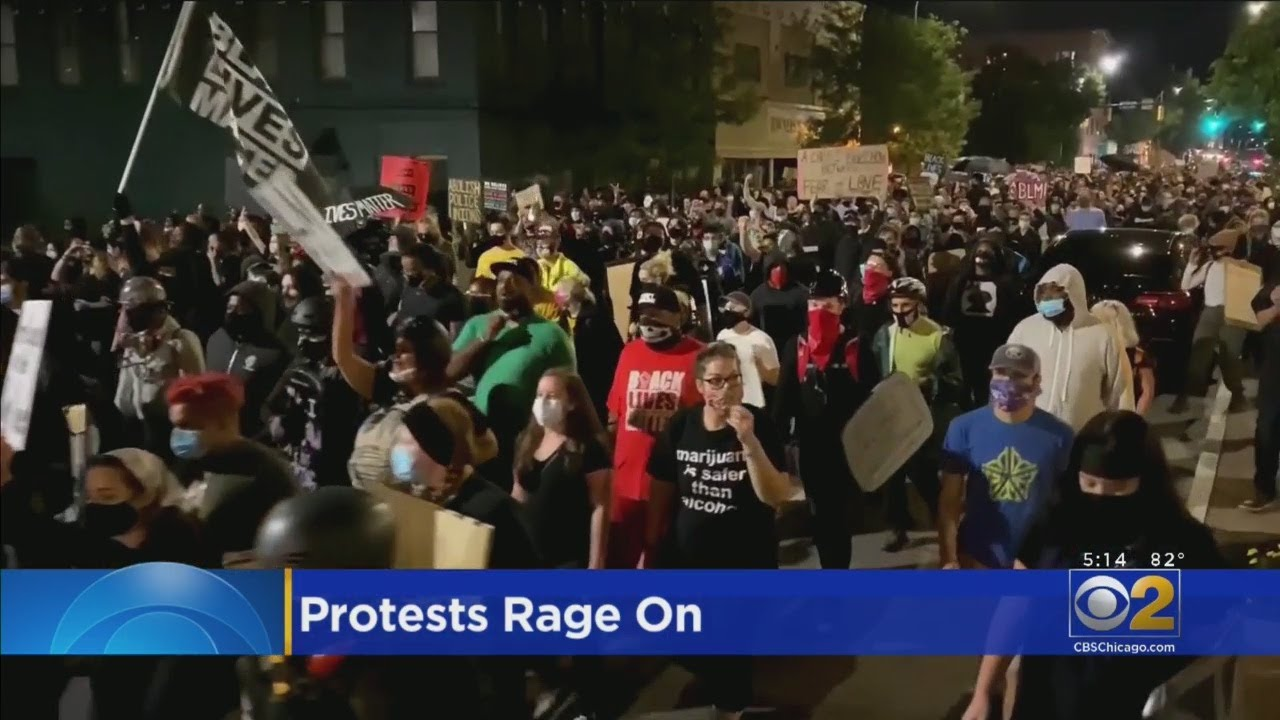 Rochester protest: Marchers' demands include new approach to ...