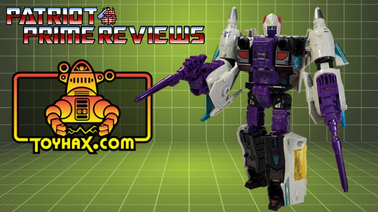 Patriot Prime Reviews Toyhax Decal Set for Earthrise Snapdragon