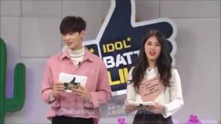 Video Somi&Eunwoo Mc cut Part 1 download MP3, 3GP, MP4, WEBM, AVI, FLV November 2017