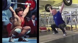 "# ТяжелаяАтлетика "" Все просто, подорвал и камнем вниз "" Weightlifting"