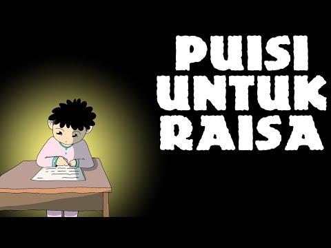 Puisi Untuk Raisa - Animasi Lucu Wowo Dan Teman Teman