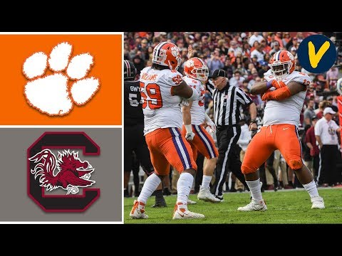 #3 Clemson Vs South Carolina Highlights | Week 14 | College Football 2019