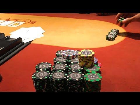 I won $54,000 at the Bellagio