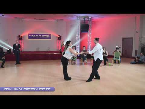 Italian Open 2017 - Advanced JnJ - Pavel Katunin & Magalie Vergne