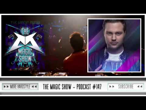 The Magic Show Podcast 147 | Waverider, Omegatypez, Mind.Ill