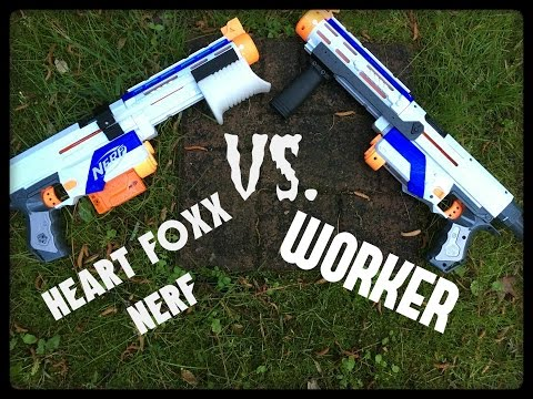 HeartFoxxNerf PAR Vs. Worker PAR (Which kit is best?)