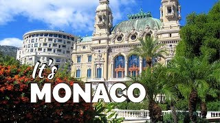 Beautiful Monte Carlo / MONACO / French Riviera