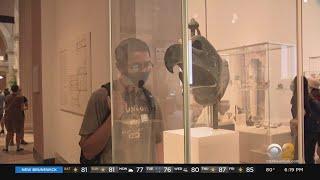 Metropolitan Museum Of Art Reopens, Welcoming Back Art Lovers