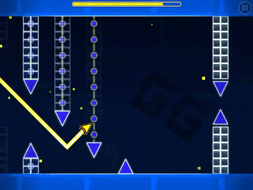 how to get all waves in geometry dash