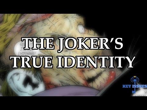 The Joker's True Identity (Theory)