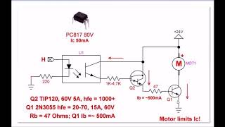 Design 10-Amp 2N3055 Based Power Switch