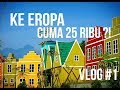 JALAN-JALAN KE EROPA CUMAN 25 RIBU ?!?! | VLOG DE VOYAGE BOGOR #1
