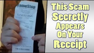 GameStop Scam Secretly Adds Purchases To Your Orders?