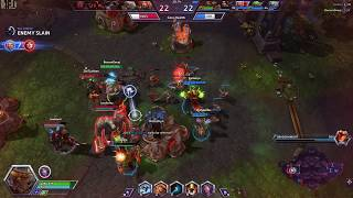 Heroes of the Storm - Dive Out