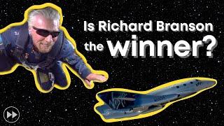 Did Virgin Galactic Win The Space Race? | Fast Forward