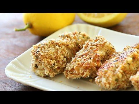 Almond Crusted Fish Sticks Recipe - Gluten Free