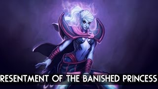 Dota 2 Items : Vengeful Spirit - Resentment of the Banished Princess