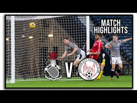 Queens Park Brechin Goals And Highlights