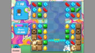 Candy Crush SODA SAGA Level 85 3*