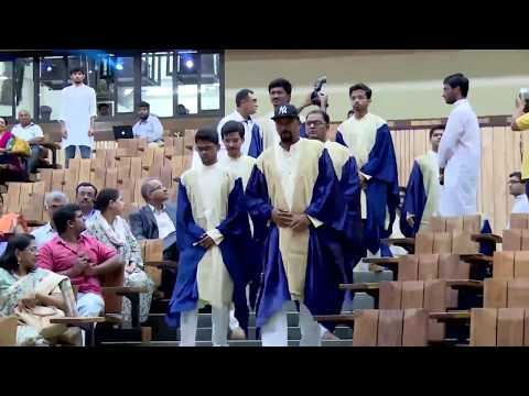 6th Convocation |  IIT Gandhinagar | 2017
