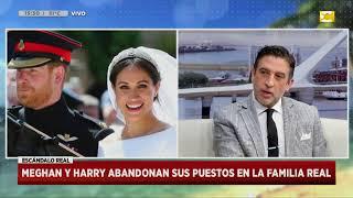 Escandalo real: Meghan y Harry abandonan sus puestos en la familia Real - Hoy Nos Toca Verano