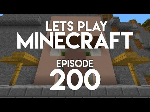 ►Let's Play Minecraft: WORLD TOUR W/ DOWNLOAD! (Episode 200)◄