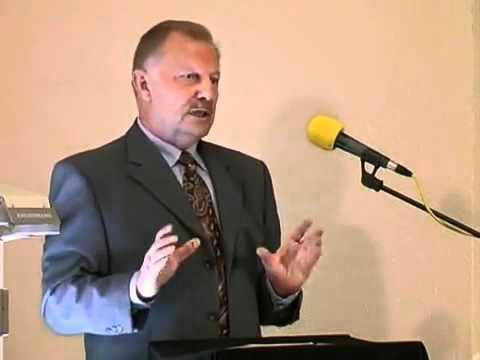 Dr. Werner Gitt ***Ereignisse Jenseits von Raum und Zeit (2006) sehr gut ! !