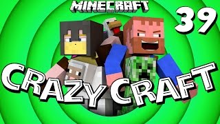 Minecraft Mods ★ THE DUMBER-ZILA  ★ CrazyCraft [39]