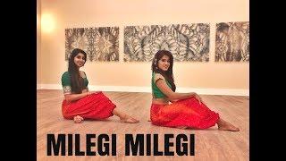 Milegi Milegi | STREE | Amrita & Raveena's Dance | Mika Singh | Rajkummar Rao | Shraddha Kapoor