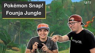 New Pokémon Snap! Founja Jungle on Nintendo Switch
