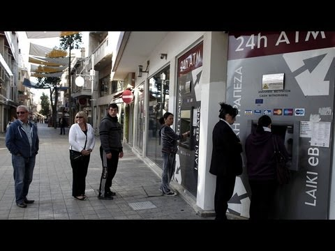 Will Cyprus Take Money from People's Bank Accounts?
