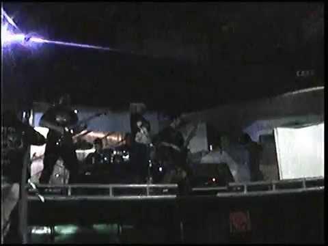 DeathCrush - Golpe de ira (En vivo Punta Arenas)