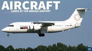 British Airways Aircraft Lands at Wrong Airport thumbnail