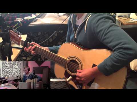Stone Roses   Elizabeth My Dear Cover on 12 String acoustic guitar
