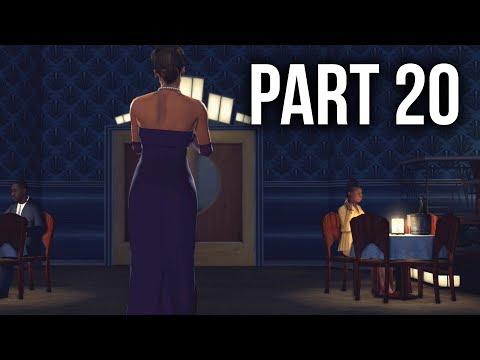 LA Noire Remastered Gameplay Walkthrough Part 20 - A WALK IN ELYSIAN FIELDS