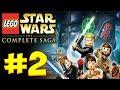 Lego Star Wars: The Complete Saga - Прохождение #2 (Знакомство)