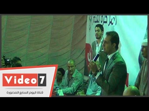 اليوم السابع : أحمد مرتضى منصور لأهالى أرض اللواء: