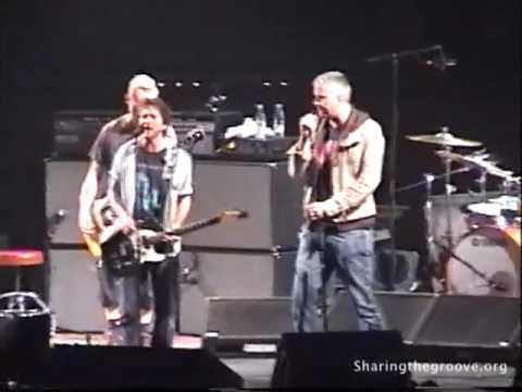 Pearl Jam (w/ Tim Robbins) - The New World (Boston '04) mp3