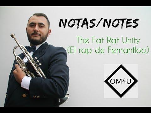 Notas Rap De Fernanfloo | TheFatRat Unity HD