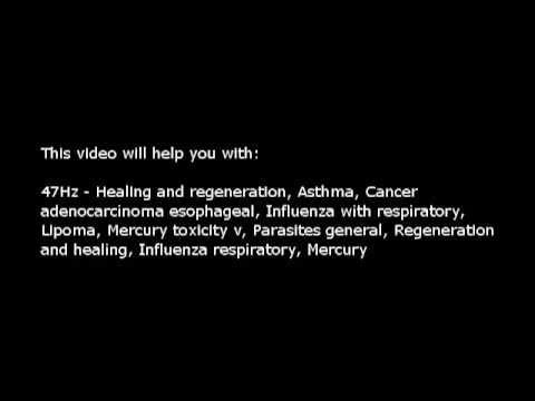 Healing and regeneration (Isochronic Tones 47 Hz) Pure Series