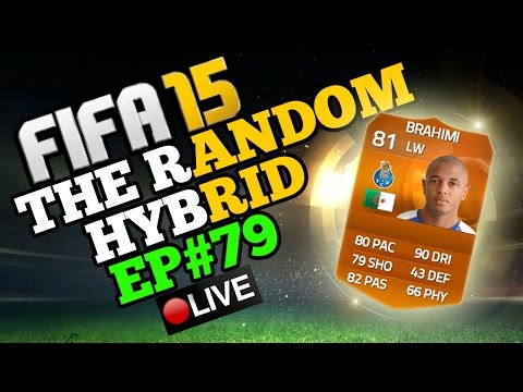 MOTM BRAHIMI!! The Random Hybrid Episode 79!