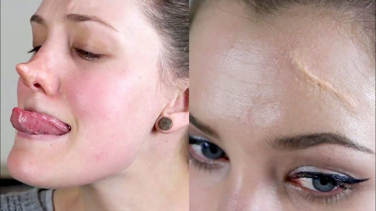 Creating Noses And Scars With Nose And Scar Wax Youtube