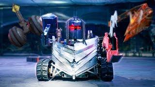 Бои роботов ● Жесткий бой легенд Robot Wars в Олимпийском!