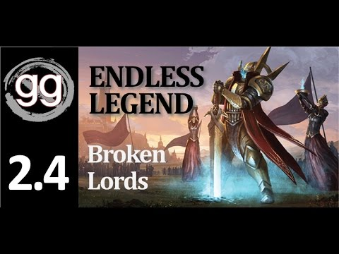 Don't play with your food - Let's Play Endless Legend: Broken Lords (2.4)