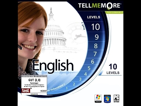 Tell Me More English Learning Software Installation & mounting