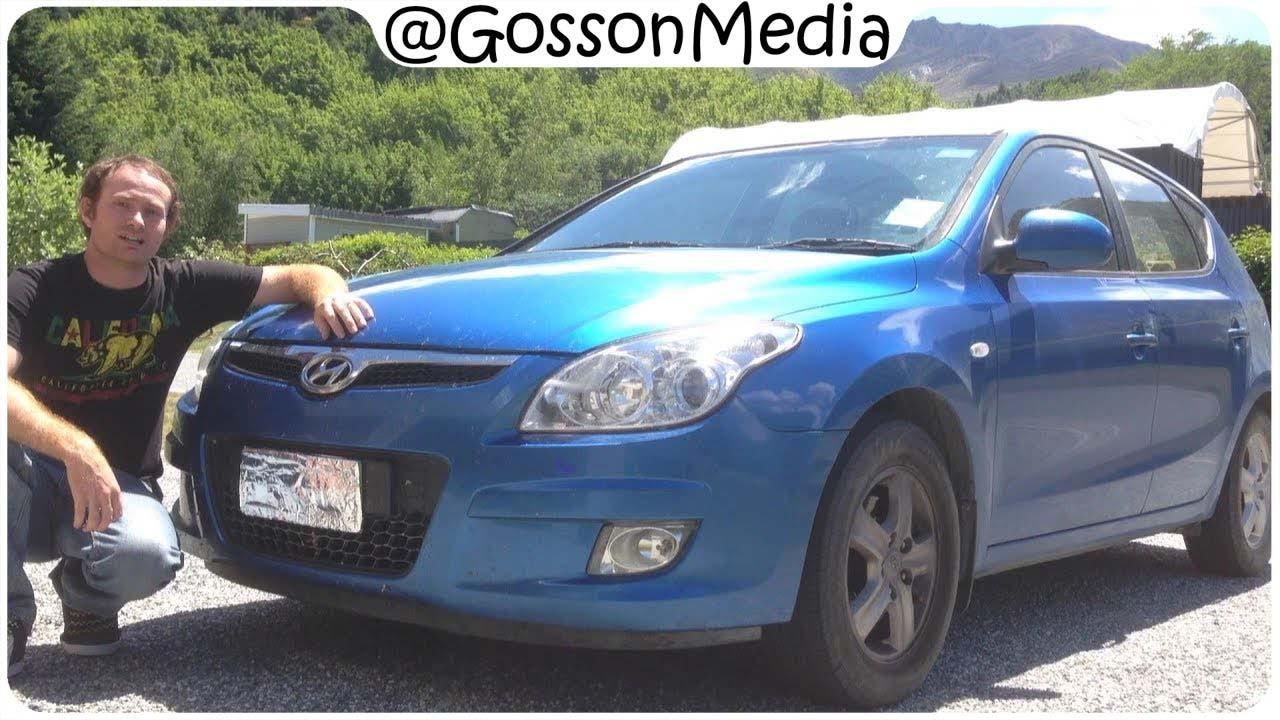 Nev Reviews : Hyundai i30 2010 CRDI