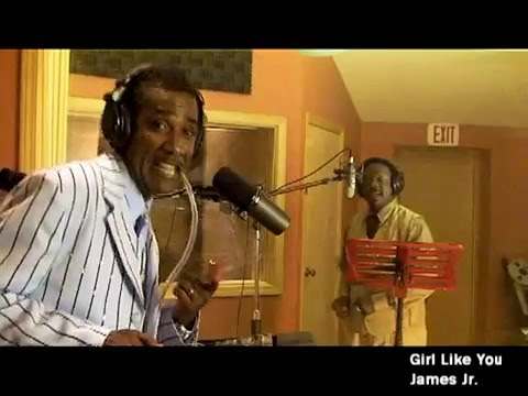 Girl Like You  (By) James Jr (feat) Kurtis Blow Terry Troutman
