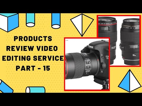 Video Editing Service|Video Editing Client Project|Canon EF 100mm f2 8L IS USM Macro Lens Review