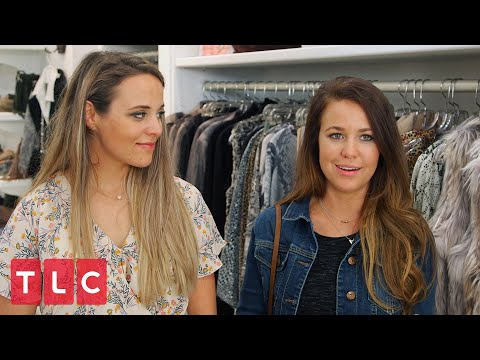 Jana and Jinger Go Shopping on Rodeo Drive | Counting On