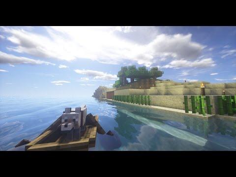 Minecraft REALISTIC Survival - Endless Ocean - Hardcore Mode (#2)